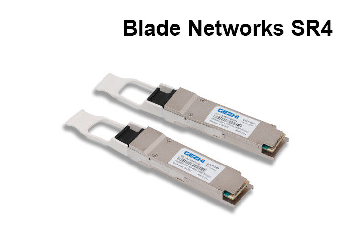 40Gbase-SR4 QSFP+ Transceiver 100M Distance , Multimode Fiber
