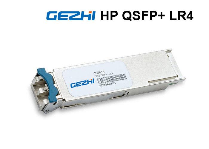 40G-QSFP-SR4 40G QSFP+ Module , Small Form Factor Pluggable
