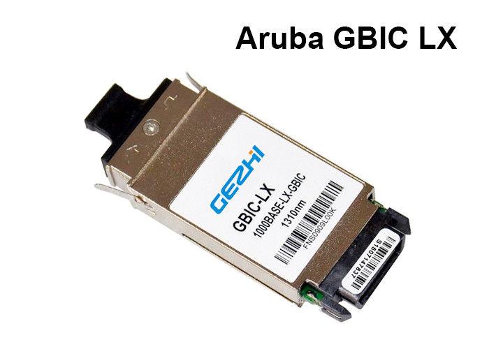 ARUBA SFP GBIC Module , Networking Solution Single Mode SFP