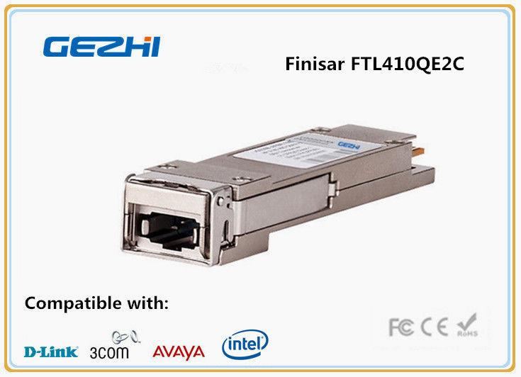 Finisar FTL410QE2C FTL410QE2C-HP Huawei 02310MHR 40G QSFP+
