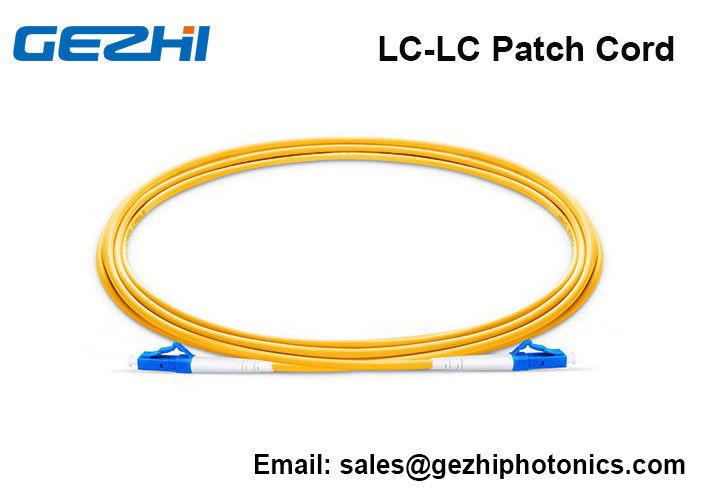 122 Fiber Patch Cord 5 Meter ST//ST Duplex Single Mode 9//125 Fiber Cable