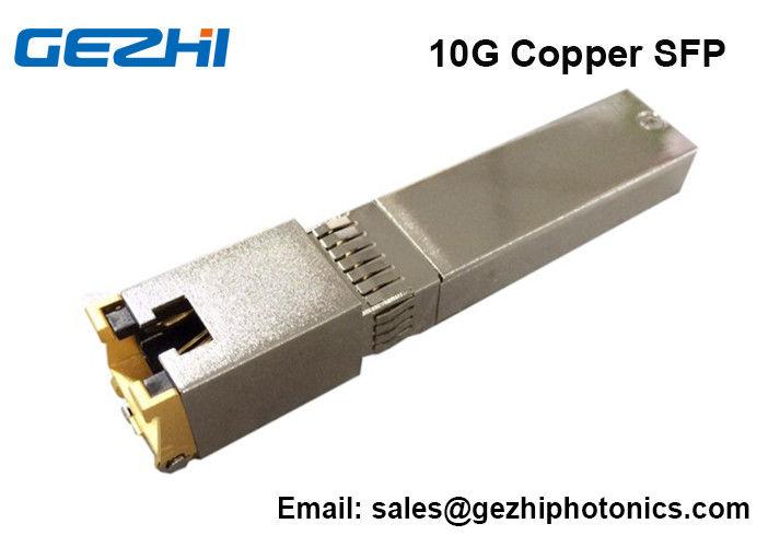 10g Sfp Copper Transceiver 10gbase T Sfp Module Rj45