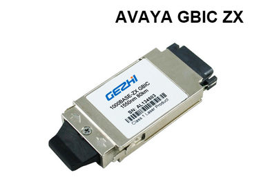 China GE Fiber Channel CWDM GBIC Transceiver 0℃~ +70℃ Operating Temperature distributor