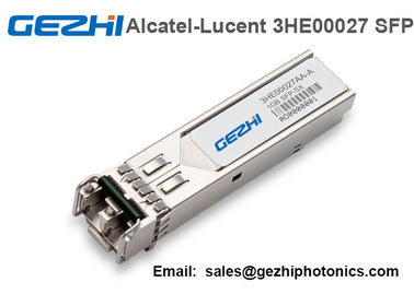 China 1 Gigabit Data Rate SFP Fiber Module GigE SX SFP Ddm-Lc ALCATEL - Lucent 3HE00027AA distributor