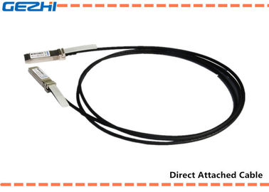 China 10G SFP+ to SFP+ DAC Cables Direct Attach Passive Copper Cable For Storage Area Networks distributor