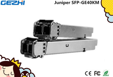 China Juniper SFP - GE40KM - 1000Base EX sfp transceiver module fiber optic lc connector 40 Km 1310 nm distributor