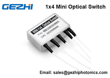 China Similar Aglitron LightBend Mini 1x4 OptoMechanical Fiber optical Switch distributor