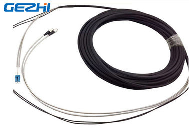 China DFC - DLC 2 Core FTTA Patch Cord Accessories White / Black Single Mode Pigtail distributor
