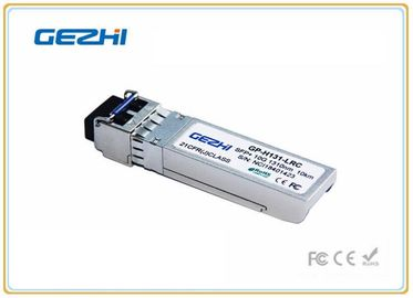 China Compatible MELLANOX MFM1T02A-LR 10G SFP+ Optical Transceiver LR LC 10 Km 1310nm Durable distributor
