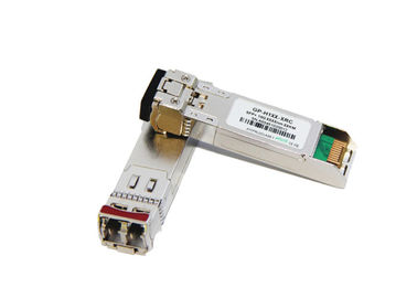 China 10GBase-LR Fiber Channel Transceiver 10GBASE Direct Attach SFP+ Module factory