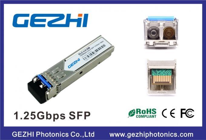 Gigabit SFP Transceiver for Foundry E1MG-LX 1000Base-LX Single-Mode Module 10km