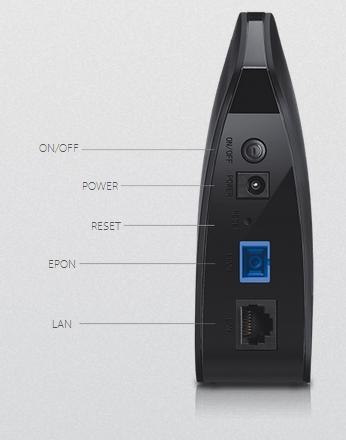 TP-LINK TL-GP110 Fiber Optics Components , Gigabit GPON ONU